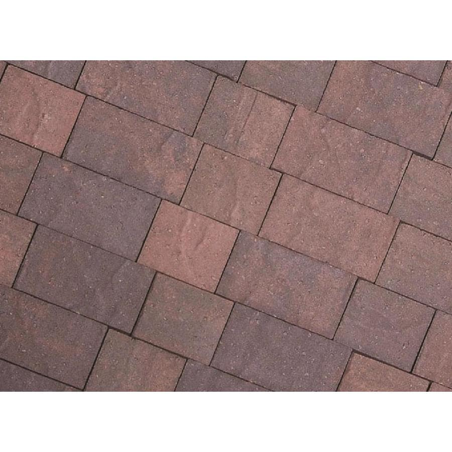 CastleLite Century Stone Napa Blend Paver (Common: 8-in x 11-in; Actual: 8-in x 11-in)