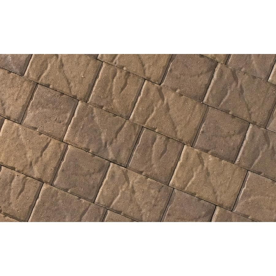 CastleLite Carriage Stone Mojave Blend Paver (Common: 6-in x 9-in; Actual: 5.5-in x 8-in)