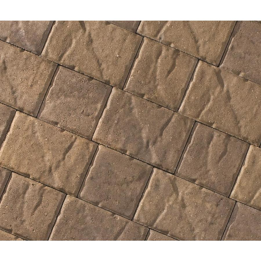 CastleLite Carriage Stone Mojave Blend Paver (Common: 8-in x 11-in; Actual: 8-in x 11-in)