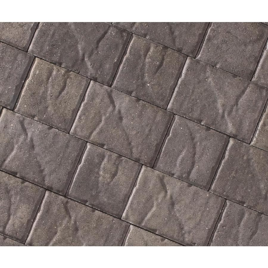 CastleLite Carriage Stone Shasta Blend Paver (Common: 6-in x 6-in; Actual: 5.5-in x 5.5-in)