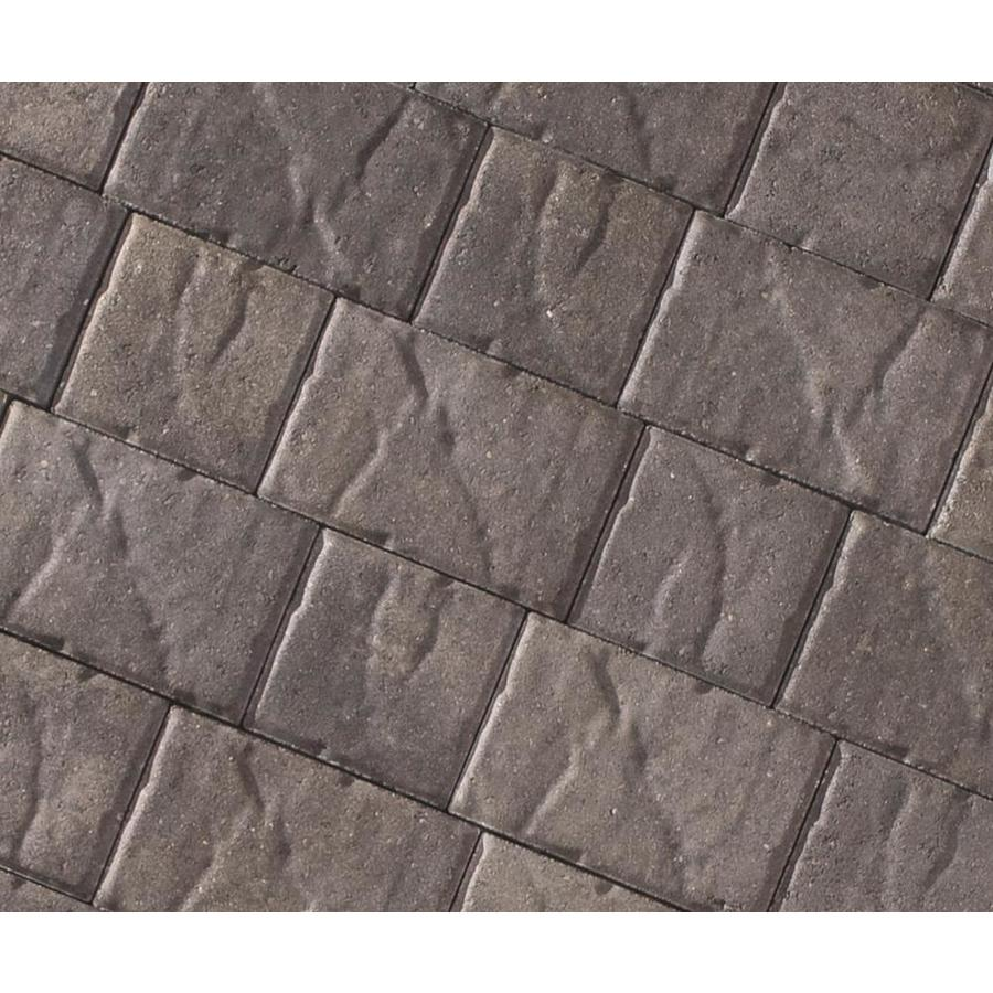 CastleLite Carriage Stone Shasta Blend Paver (Common: 8-in x 11-in; Actual: 8-in x 11-in)
