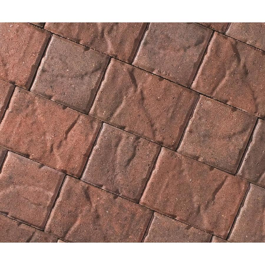 CastleLite Carriage Stone Napa Blend Paver (Common: 8-in x 11-in; Actual: 8-in x 11-in)