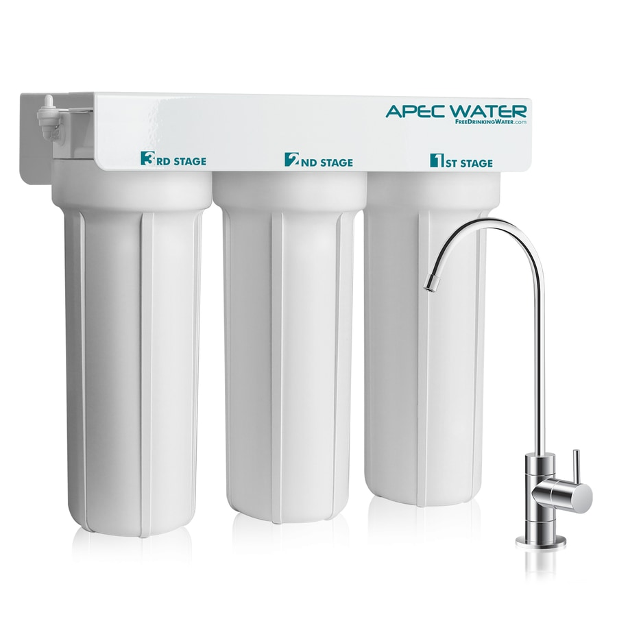 Apec Water Wfs 1000 Super Capacity 3 Stage Sediment And