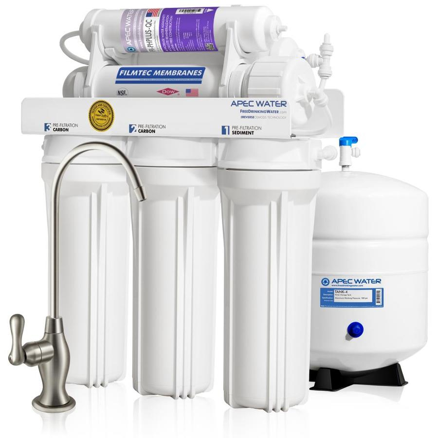 Apec Water Certified Ph 90 Gpd 6 Stage Reverse Osmosis