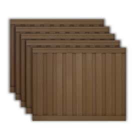 Composite Fence Panels At Lowes Com