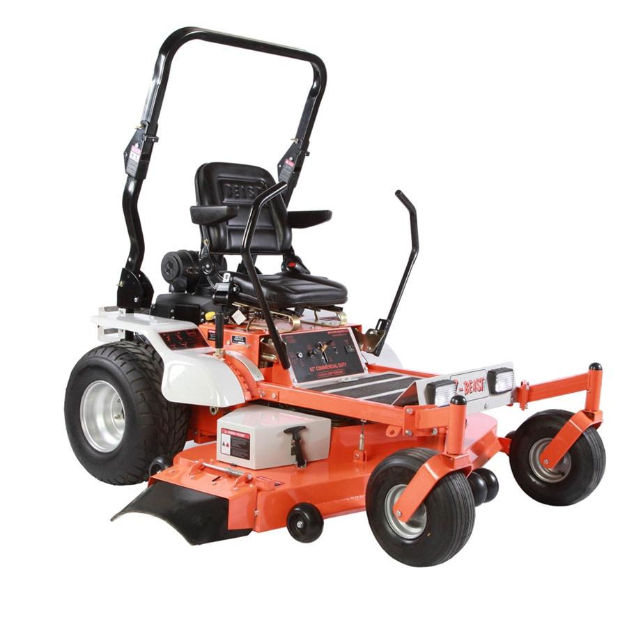 Z Beast 22 Hp V Twin Dual Hydrostatic 52 In Zero Turn Lawn