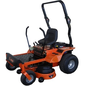 Z Beast 20 Hp V Twin Dual Hydrostatic 48 In Zero Turn Lawn