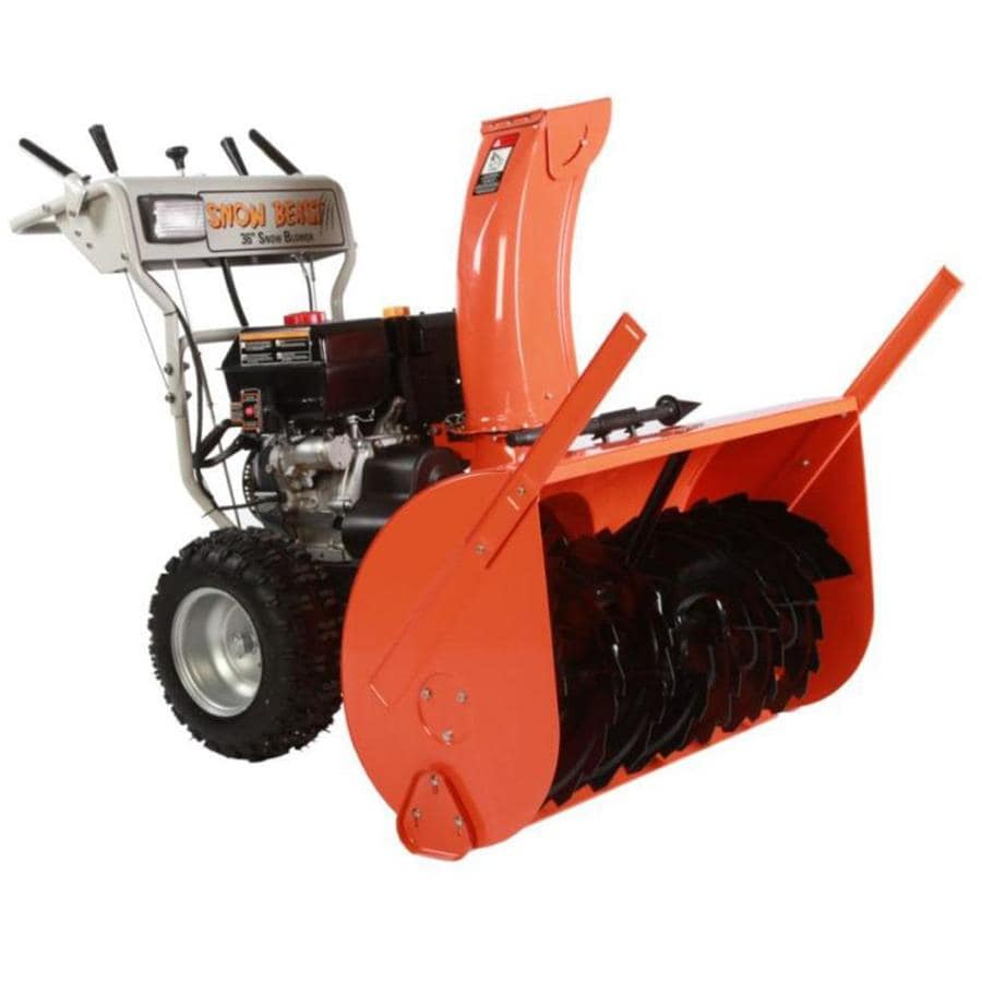 Snow Beast 36-in Two-stage Gas Snow Blower Self-propelled