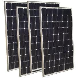 Shop Solar Panels At Lowes Com