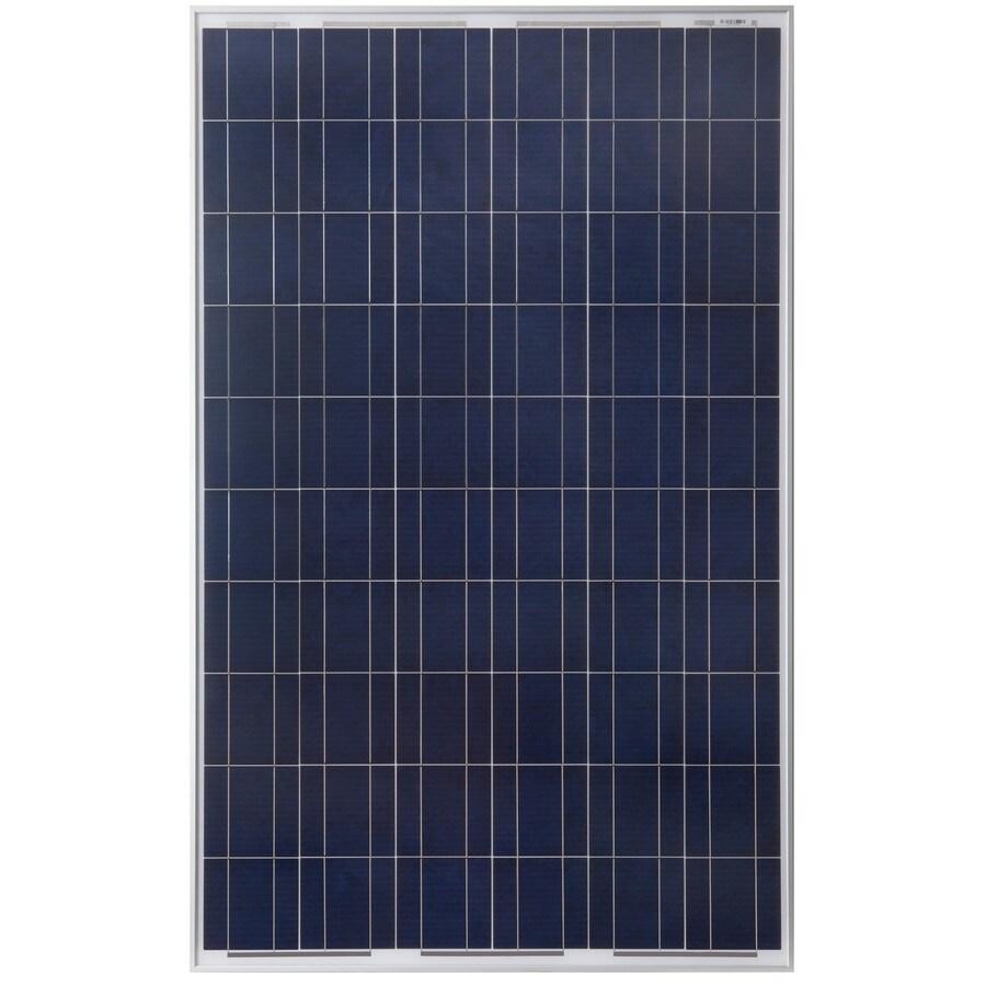 Grape Solar 1-Module 64.6-in x 39.1-in 265-Watt Solar Panel