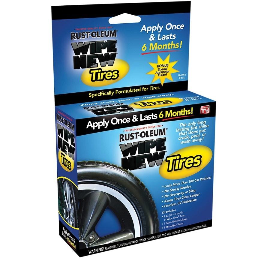 Rust-Oleum Tires 2-fl oz Car Exterior Cleaner
