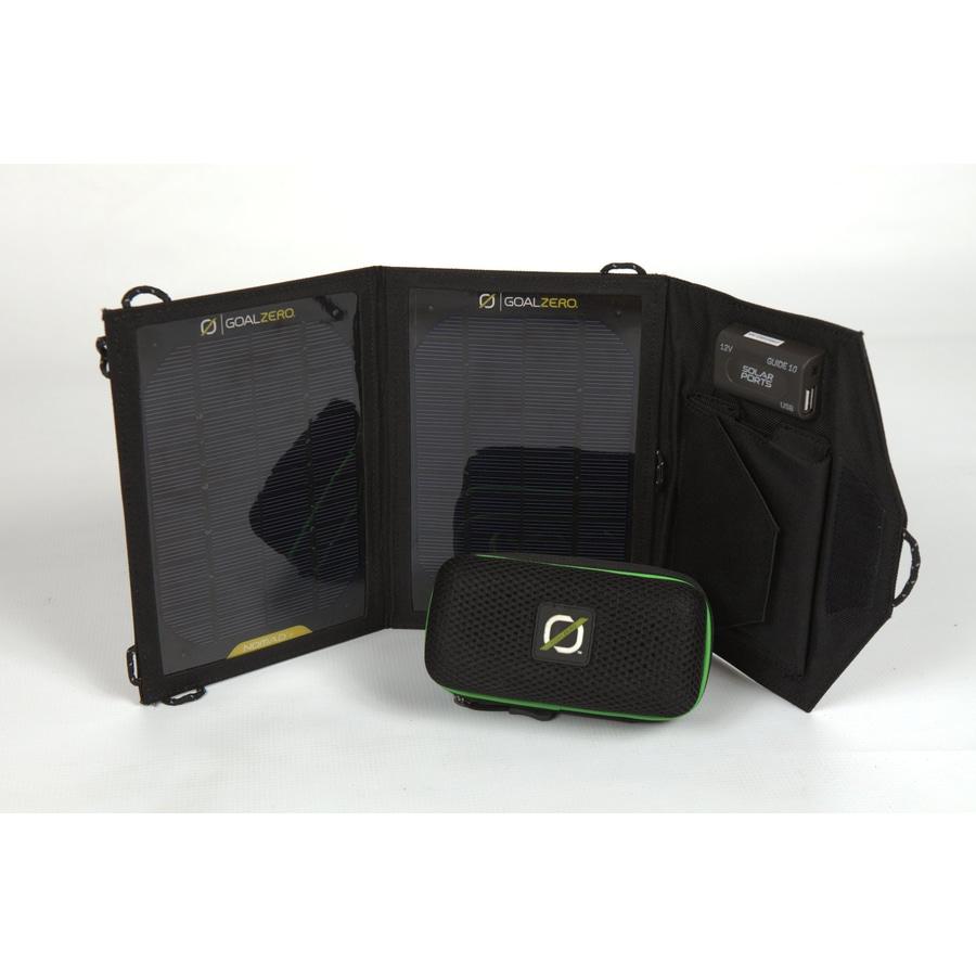 GOAL ZERO Elite Portable Solar Power Kit