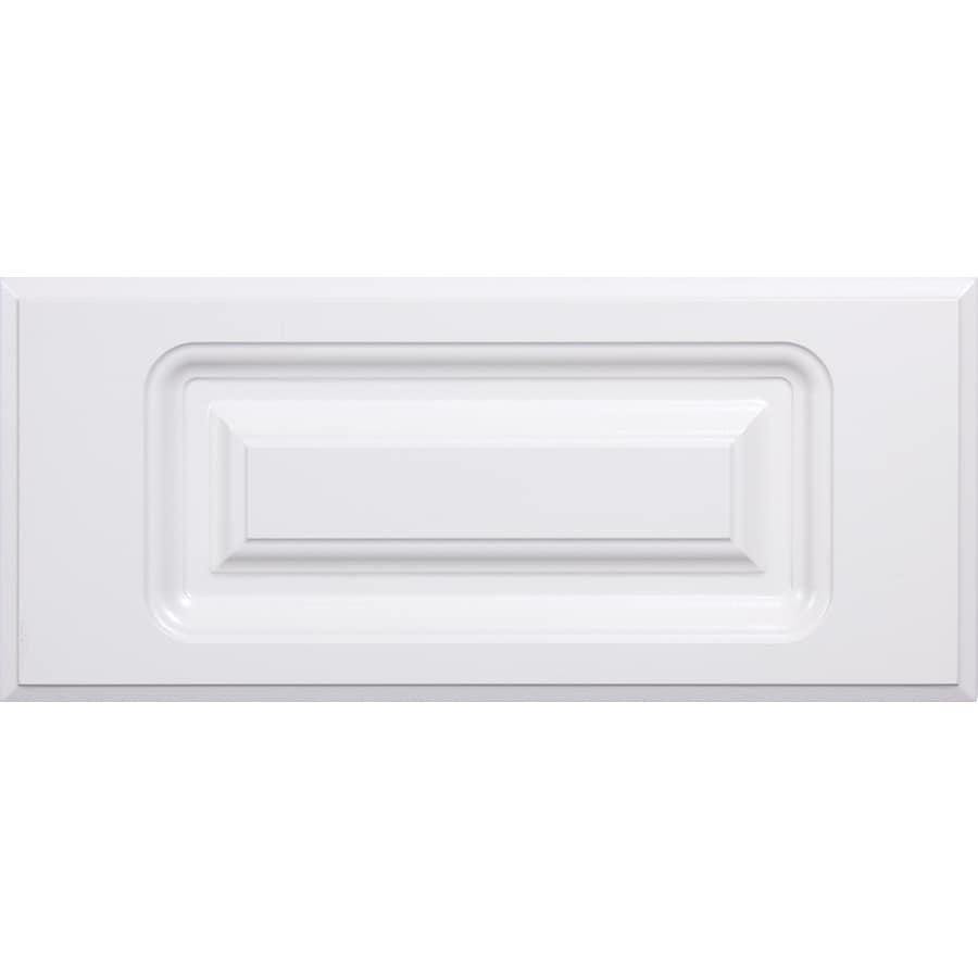 Surfaces 16-in W x 5.75-in H x 0.75-in D Rigid Thermofoil Cabinet Drawer Front