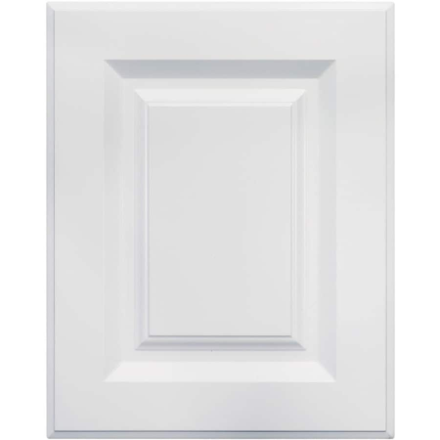 Thermofoil Kitchen Cabinet Doors: Surfaces 13-in W X 22-in H X 0.75-in D White Rigid