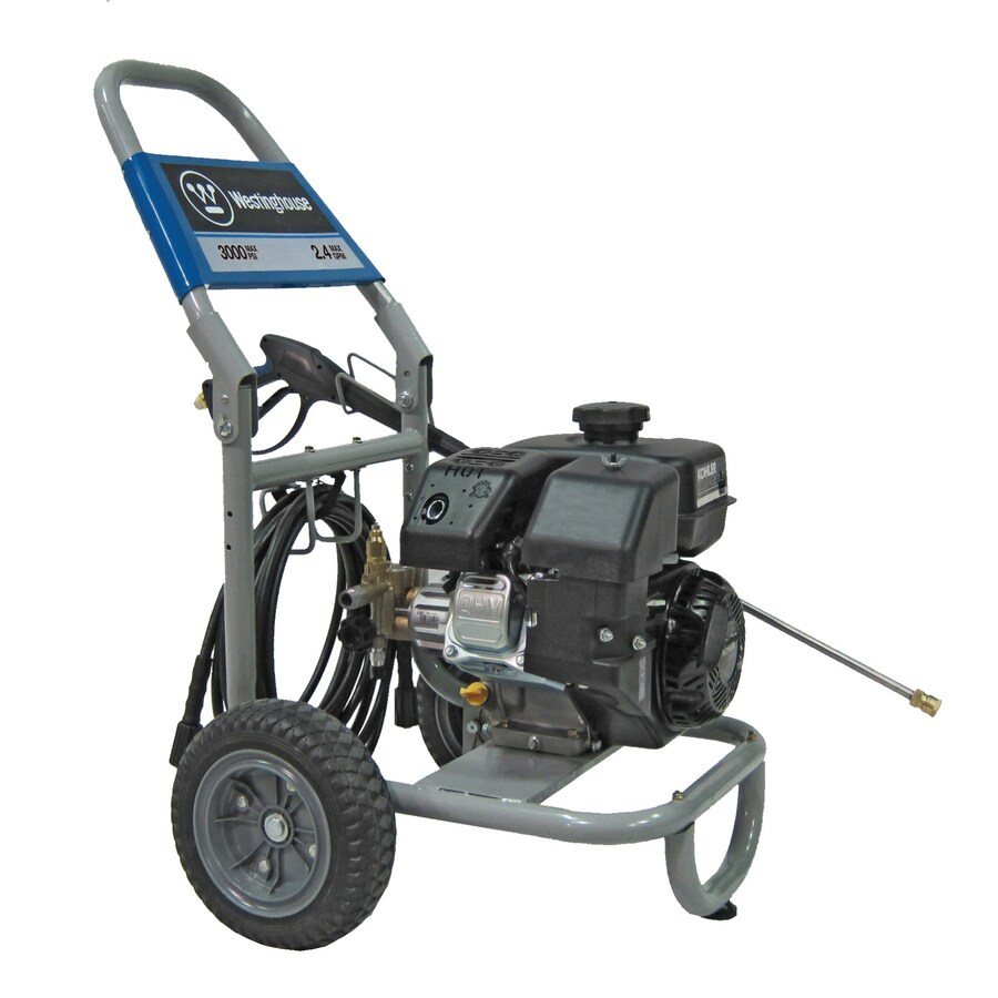 Westinghouse 3000-PSI 2.4-GPM Gas Pressure Washer with Kohler Engine