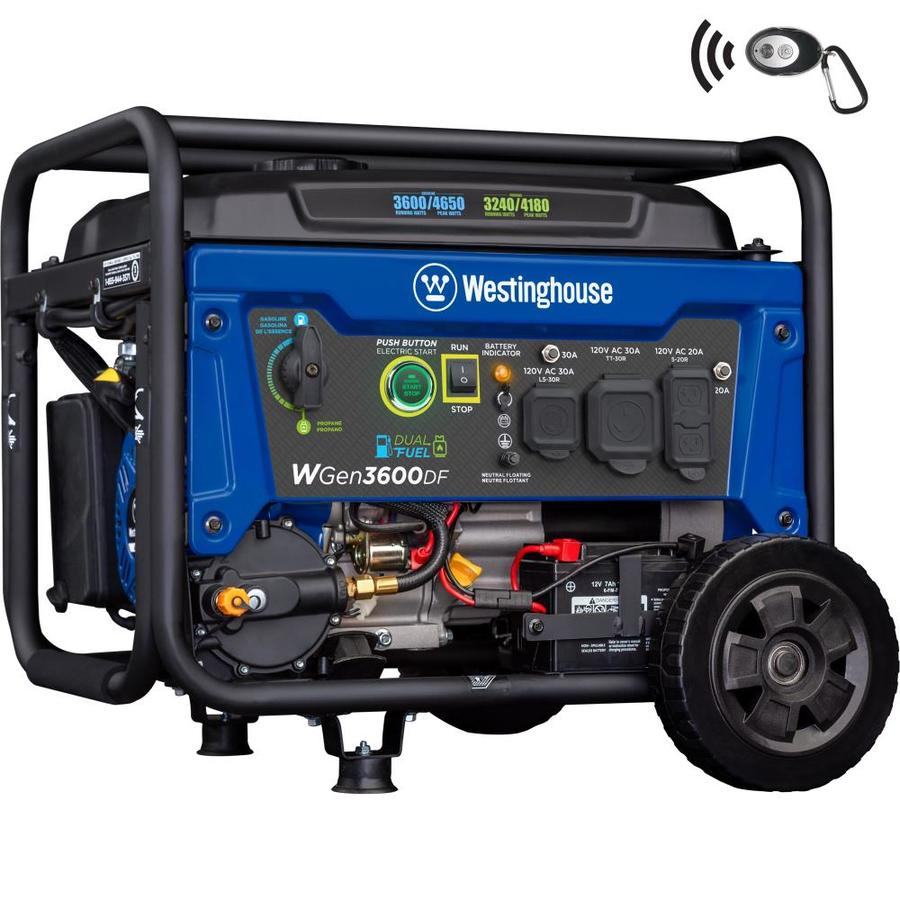 rv generator box canada