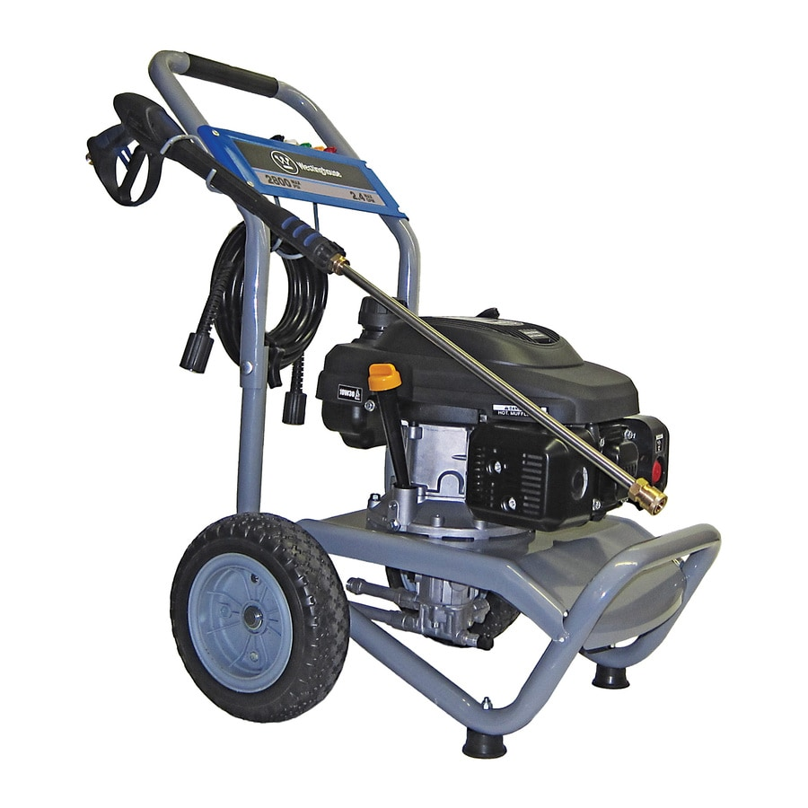Westinghouse 2800-PSI 2.4-GPM Gas Pressure Washer with Westinghouse Engine