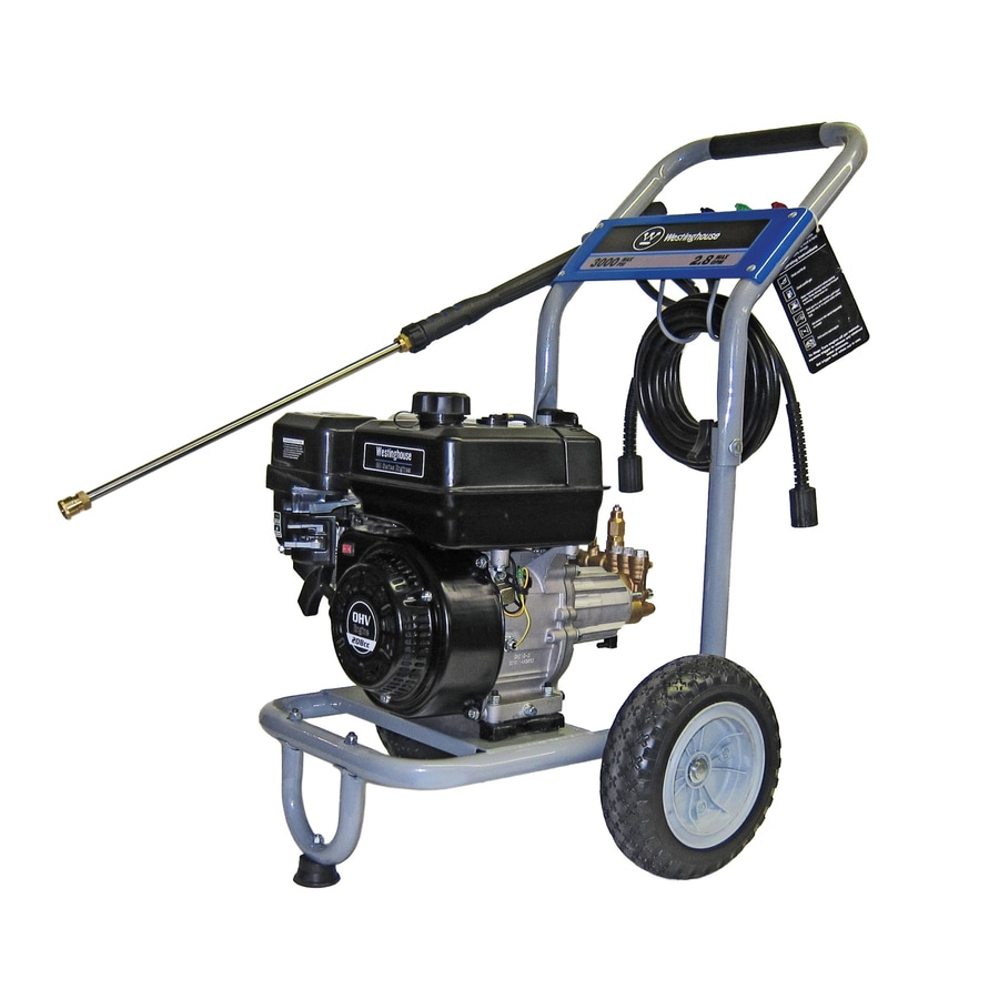 Westinghouse 3000-PSI 2.8-GPM Water Gas Pressure Washer