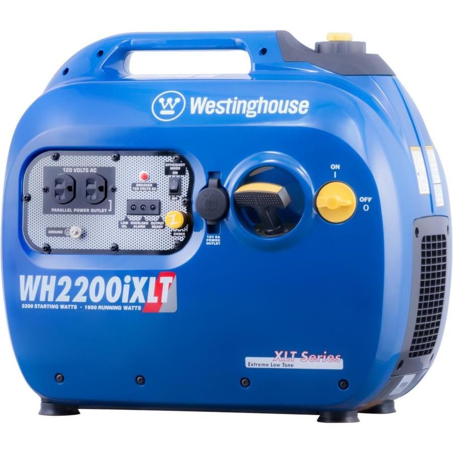 Shop Portable Generators At Honda Eb11000 Generator Wiring Diagram Westinghouse Wh 1800 Running Watt Inverter With Engine