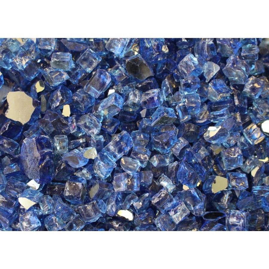 Exotic Glass Cobalt Blue Glass Fire Glass