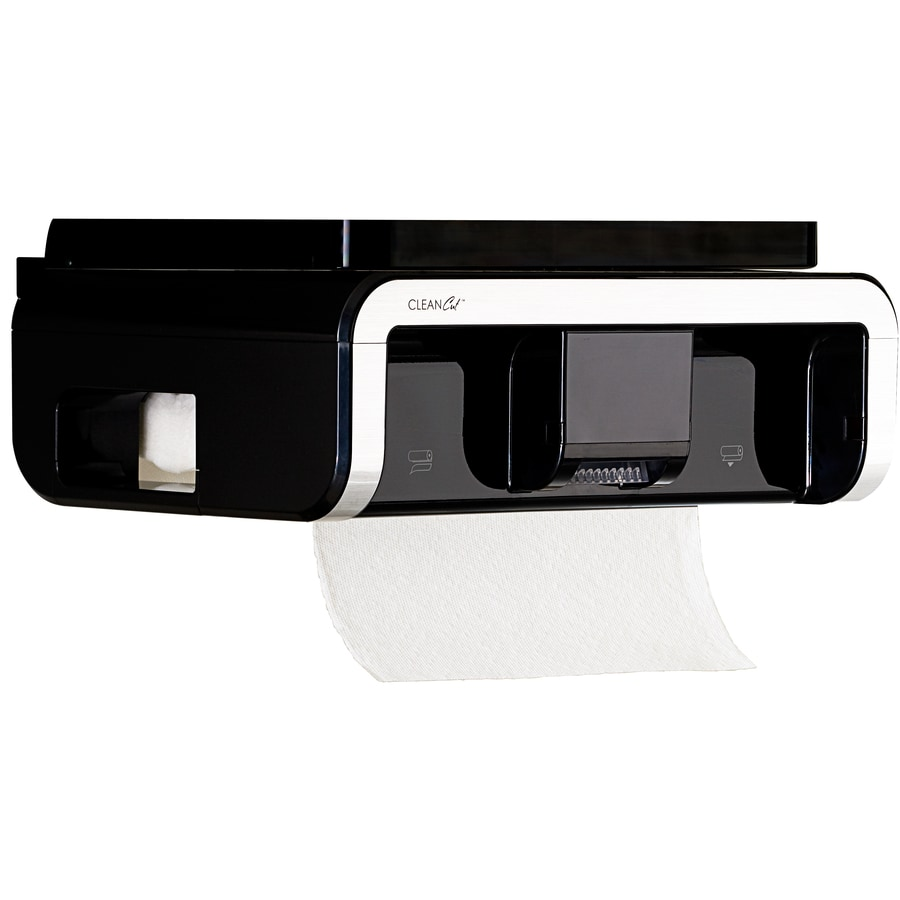CLEANCut Black Electric Towel Dispenser