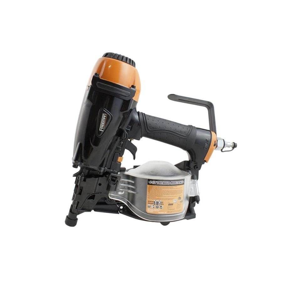 Shop Freeman 2 5 In 15 Degree Siding Nailer At Lowes Com