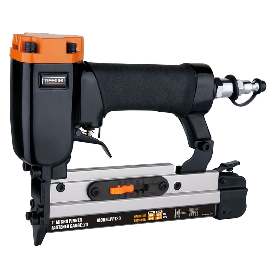FREEMAN Freeman 23-Gauge Headless Pin Pneumatic Nailer