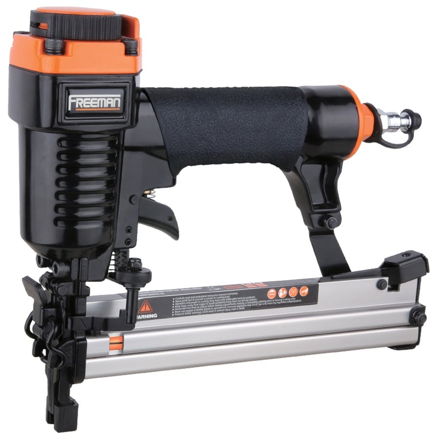 FREEMAN 1.25-in 18-Gauge Pneumatic Stapler