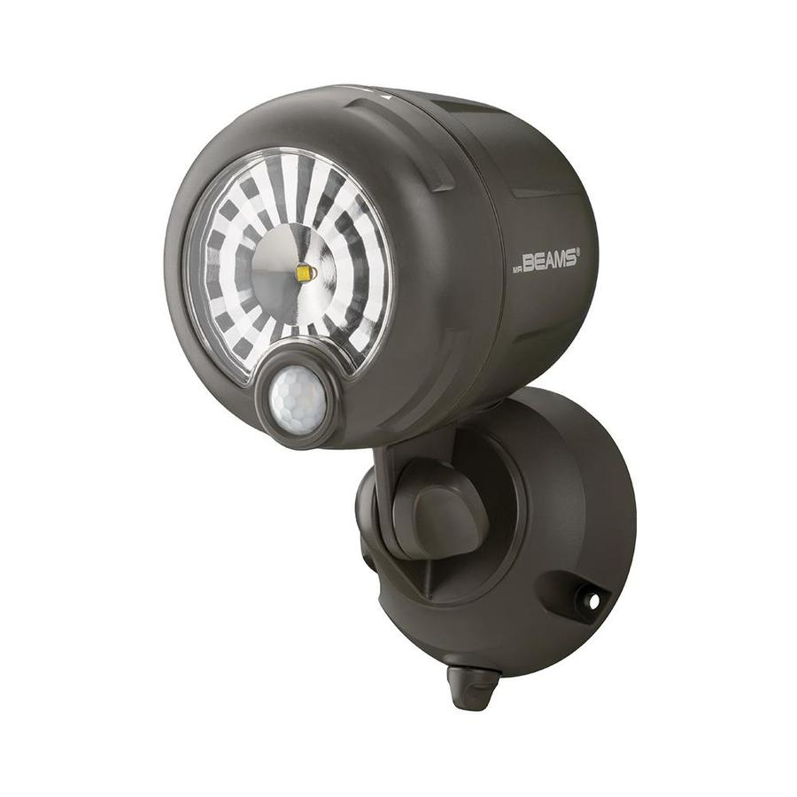 Mr Beams 180 Degree Brown Integrated Led Motion Activated