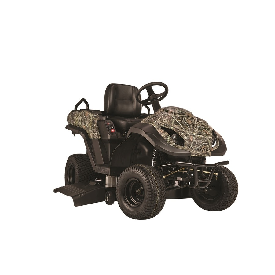 Raven 46-in Hybrid Riding Lawn Mower