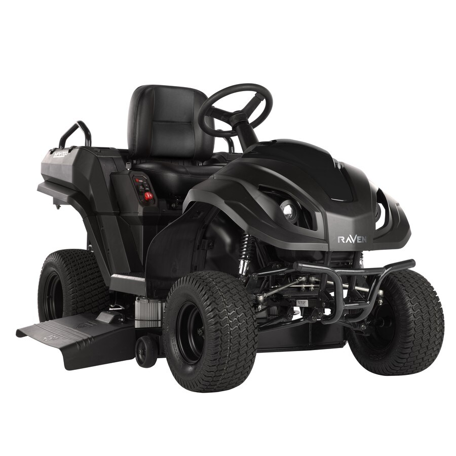 Raven 46 In Hybrid Riding Lawn Mower