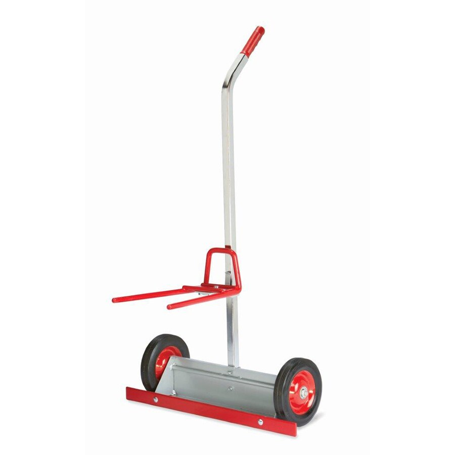 Hand Trucks Lowes Shop 200-lb Capacity Red Steel Convertible Hand Truck at Lowes.com
