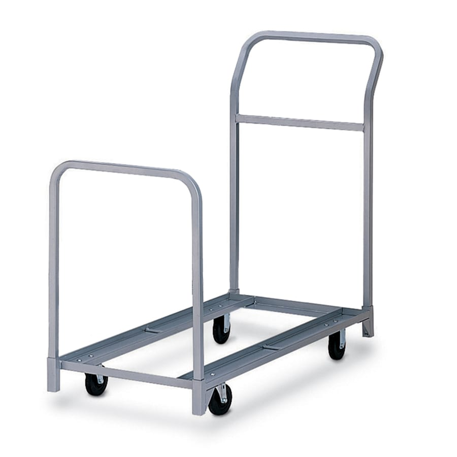 300-lb Capacity Gray Steel Convertible Hand Truck