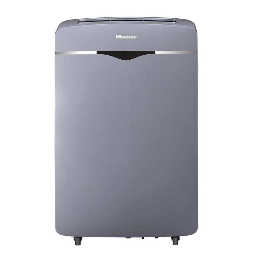 Hisense 10,000-BTU 300-sq ft 115-Volt Portable Air Conditioner