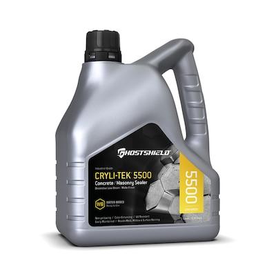 Ghostshield Clear/Satin Transparent Concrete Sealer (Gallon)