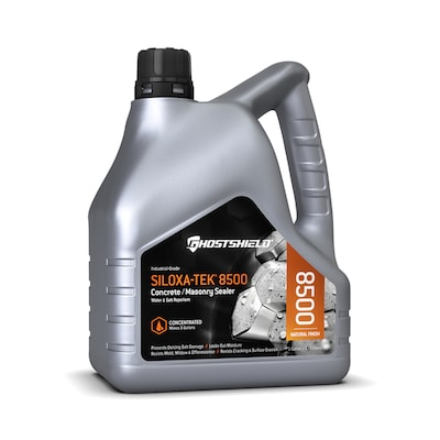 Ghostshield Concentrated Natural Transparent Concrete Sealer (Gallon)