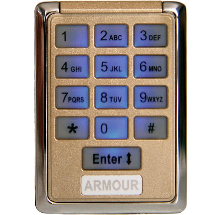 Shop Garage Armour Universal Keyboard Visor Garage Door Opener