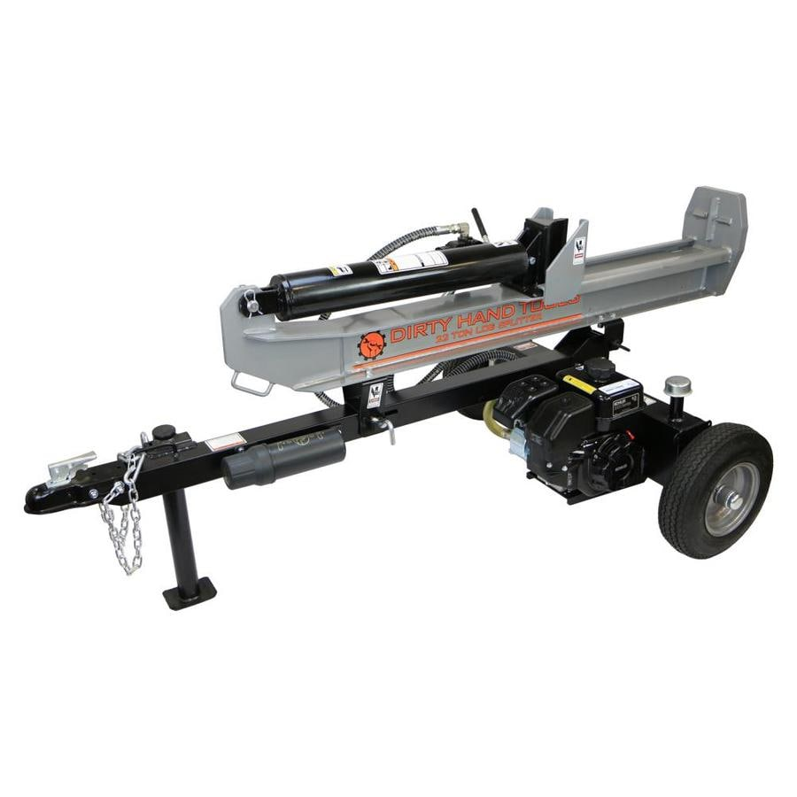 Dirty Hand Tools 22-Ton Gas Log Splitter