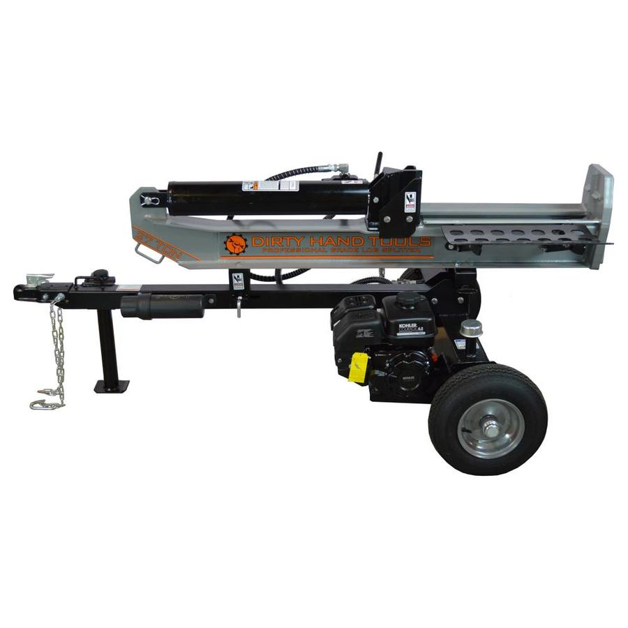 Dirty Hand Tools 27-Ton Gas Log Splitter