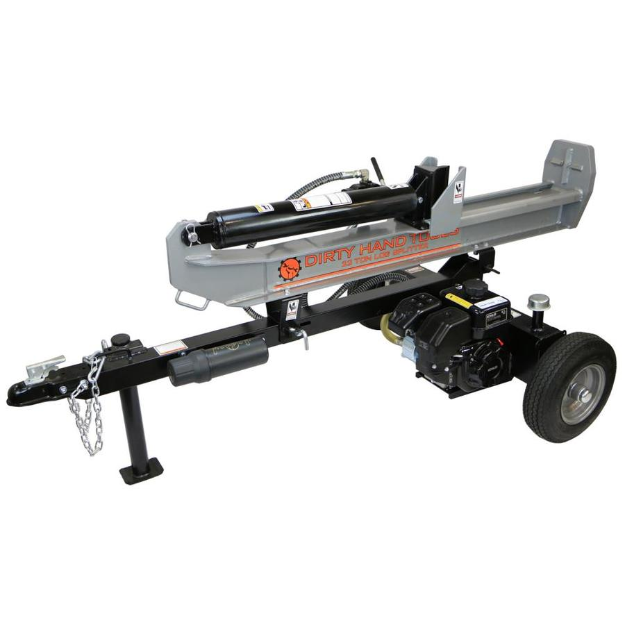 Dirty Hand Tools 22-Ton Hydraulic Gas Log Splitter