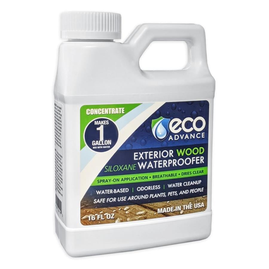 Eco Advance White But Dries Clear Flat Concentrated Waterproofer (Actual Net Contents: 16-fl oz)
