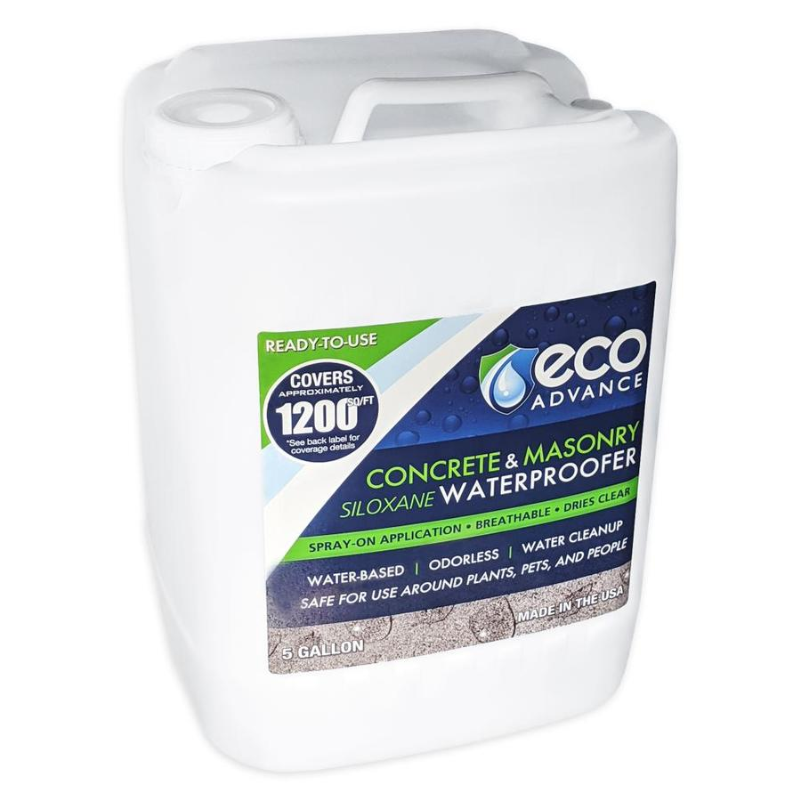 Eco Advance White But Dries Clear Flat Waterproofer (Actual Net Contents: 640-fl oz)