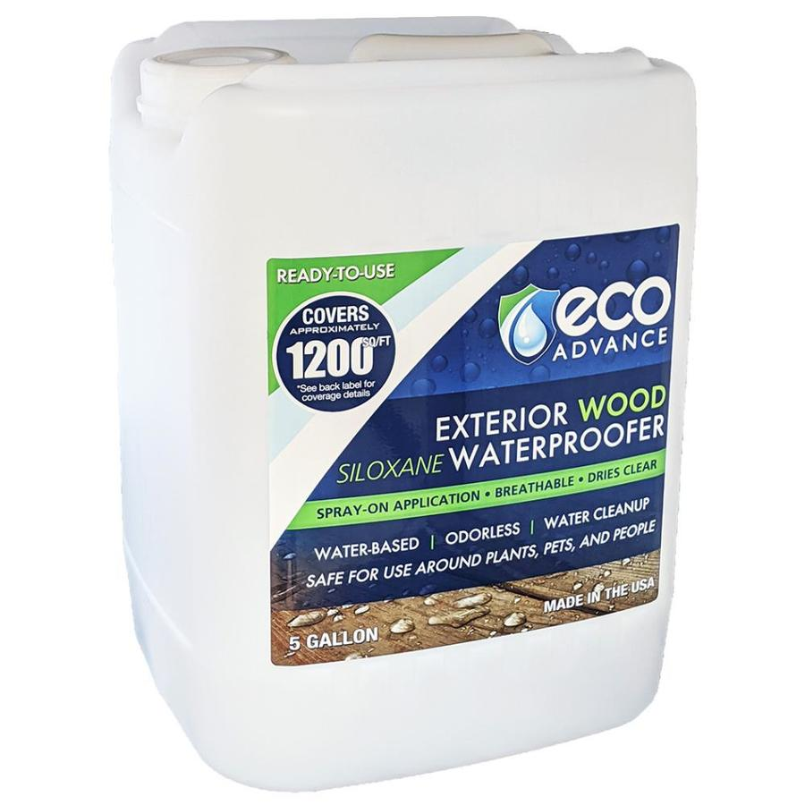 Eco Advance White But Dries Clear Waterproofer (Actual Net Contents: 640-fl oz)