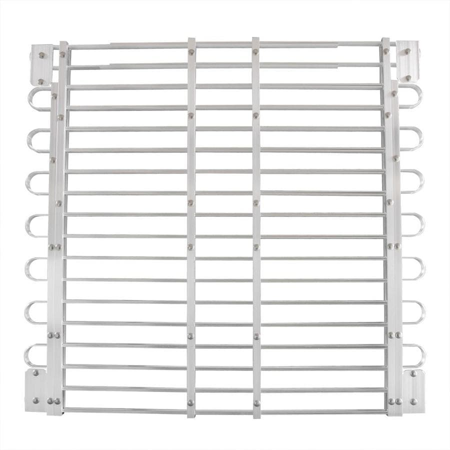 Adjust-A-Grate Window Well Cover
