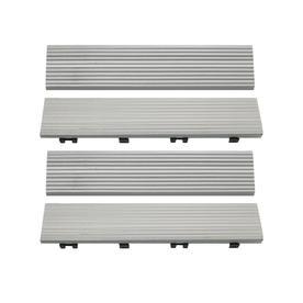 Quick Deck Composite Tile Straight