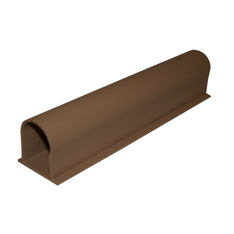 Accessible Construction Brown Styrene Shower Threshold