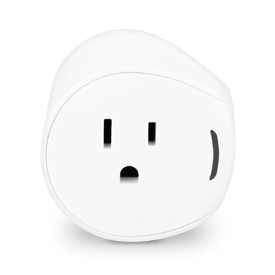 Shop Samsung SmartThings 120-Volt White Smart Plug at Lowes.com
