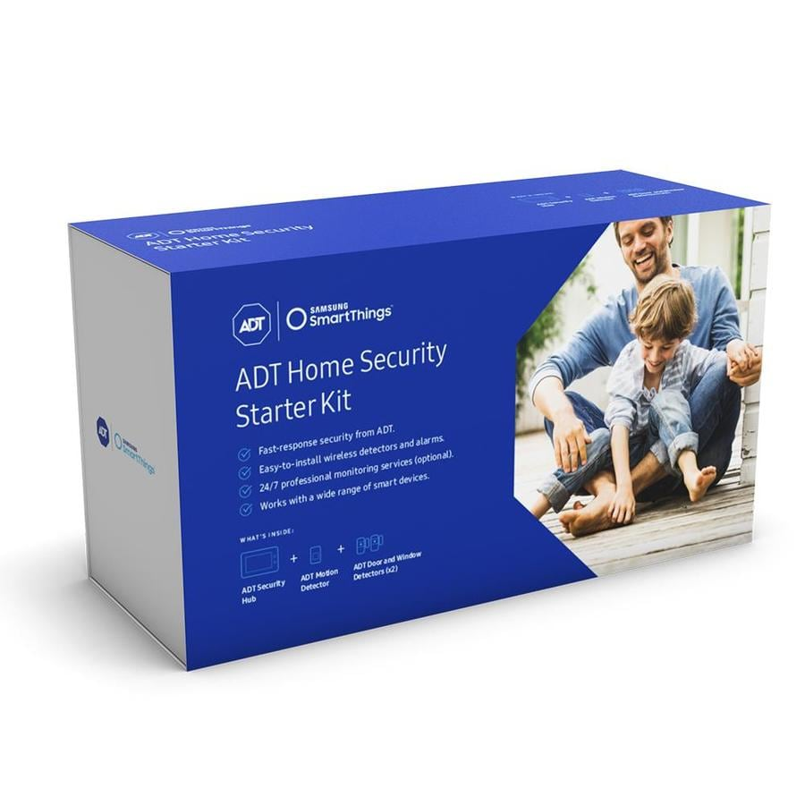 Samsung SmartThings ADT Home Automation Security Starter Kit at