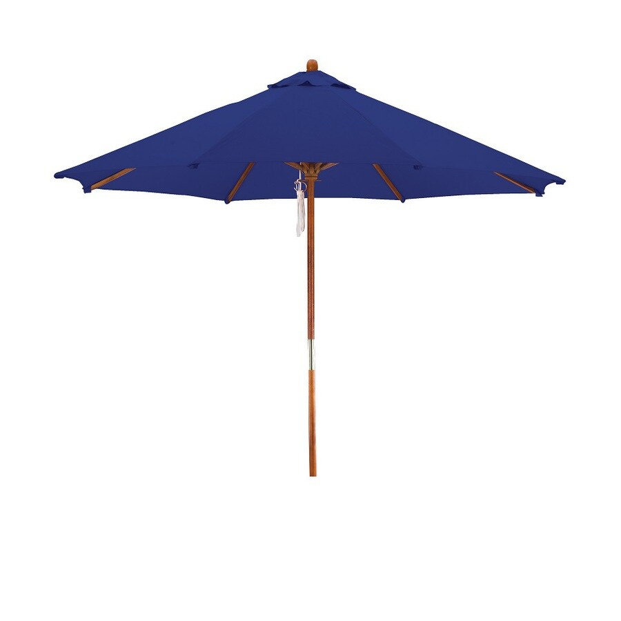 Lauren & Company 9-ft Patio Umbrella