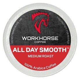 OXX 18-Pack All Day Smooth Single-Serve Coffee K-cup